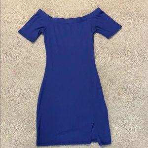 Blue Mini dress!